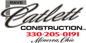 Dave Catlett Construction in Minerva, Ohio
